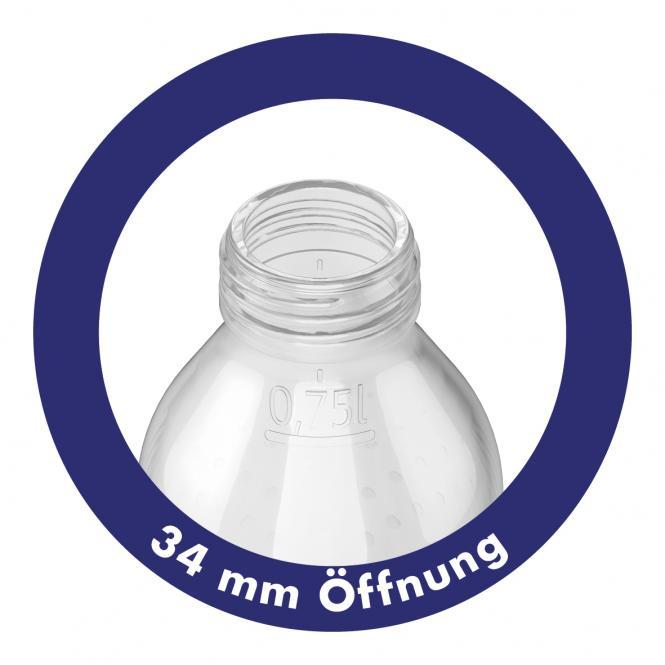 Emil Weithals Trinkflasche 0,4l Action